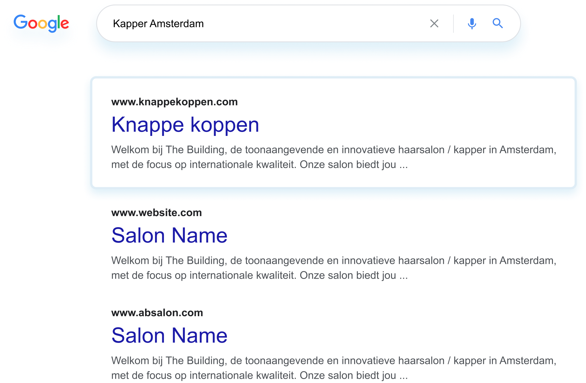Google Adwords kapper